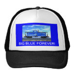ZAZ420 BIG BLUE FOREVER! TRUCKER HAT