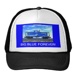 ZAZ420 Blue Caboose Trucker Hat