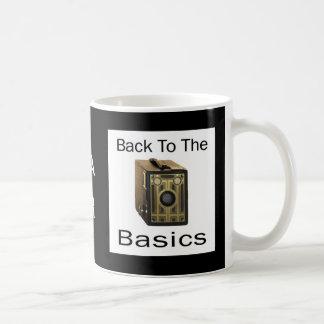 ZAZ424 Back to the Basics Coffee Mug