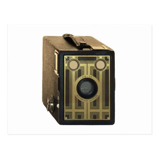 ZAZ425 Box Camera Postcard