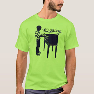 zaz-old-school-navy T-Shirt