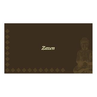 zazen business cards
