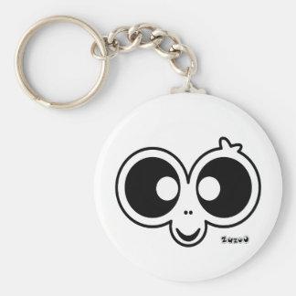 Zazoo Keychain
