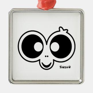 Zazoo Metal Ornament