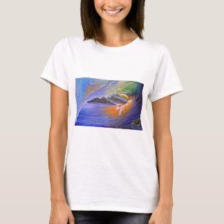 zazzel tropicalsunrise print.jpg T-Shirt