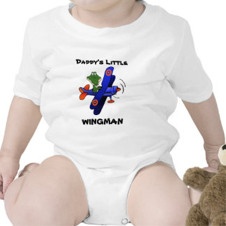 zazzle2, Daddy's Little, WINGMAN Tee Shirt