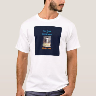 zazzle 2 VISION-D8 painting book front cover title T-Shirt