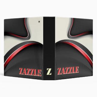 zazzle 3 ring binder