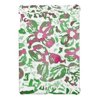 Zazzle Abstract Dogwood Blossoms iPad Mini Cases