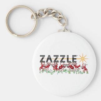 zazzle ants basic round button keychain