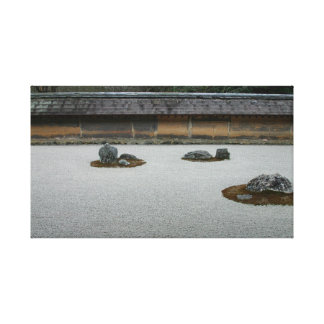 Zazzle Art Canvas The river
