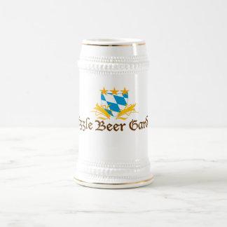 Zazzle Beer Garden Beer Stein