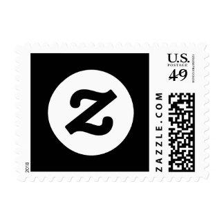 Zazzle CircleZ Postage