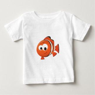 zazzle_clownfish.ai playera de bebé