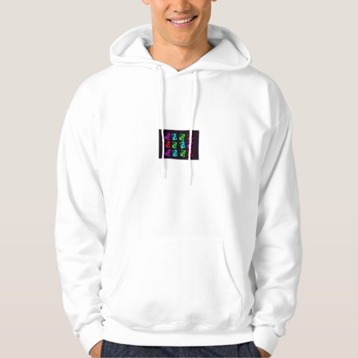 Zazzle Collage-I Hoodie