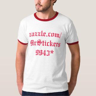 zazzle.com/MrStickers9943* Remeras