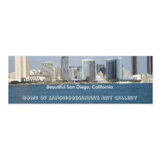 Zazzle com Sandiegodianna Art Gallery Business Ca Business Card Templates
