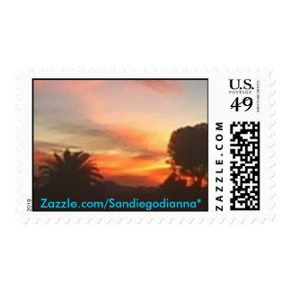 Zazzle com Sandiegodianna Postage Stamp