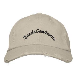 Zazzle.Com/teverto Embroidered Baseball Caps