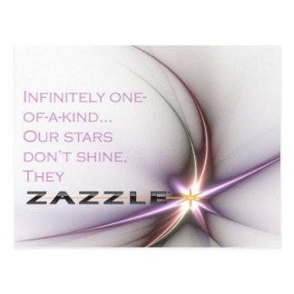 Zazzle contest gear 2007 logo design postcard