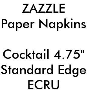 Paper Napkins | Zazzle