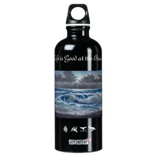 Zazzle Customized Aluminum Water Bottle