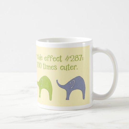 Zazzle Elephants Cuter Coffee Mug