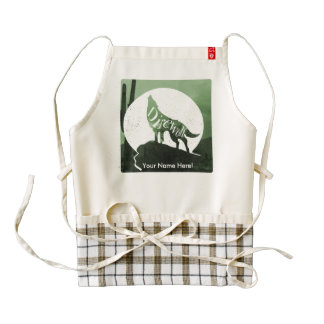Zazzle HEART Apron - DIREWOLF