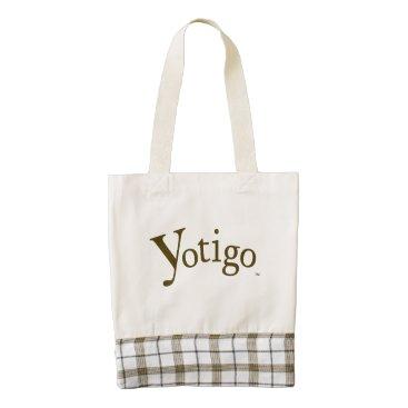 Beach Themed Zazzle HEART Tote Bag - From Yotigo
