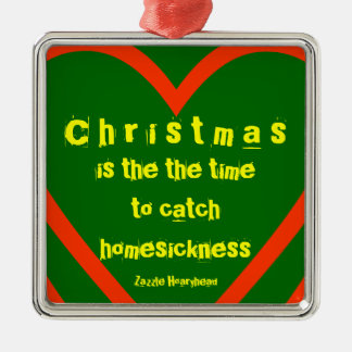 Zazzle Hoaryhead, 9, 9, is the the time to catc... Metal Ornament