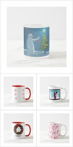 Zazzle Holiday - Mugs