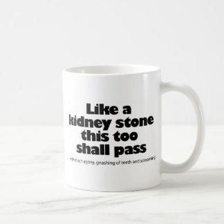 ZAZZLE Kidney stone.jpg Coffee Mug
