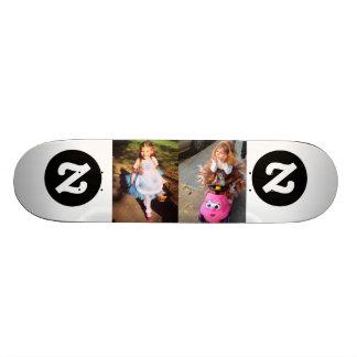 Zazzle Kids Skateboard Deck