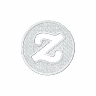 "Zazzle logo - 2"" CircleZ Polo Shirt"