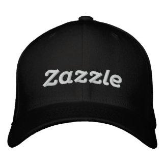 "Zazzle Logo 4"" Embroidered Baseball Cap"