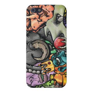 Zazzle mix_2 case for iPhone SE/5/5s