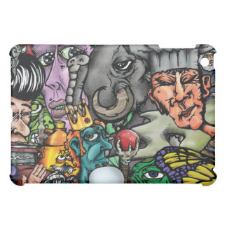 Zazzle mix_2 iPad mini case