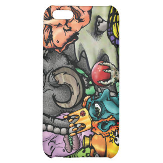 Zazzle mix_2 iPhone 5C cases