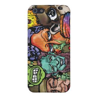 Zazzle mix case for iPhone SE/5/5s
