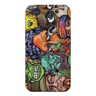 Zazzle mix cases for iPhone 4