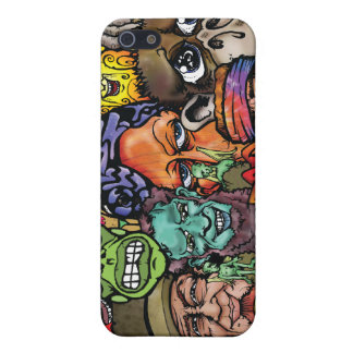 Zazzle mix cover for iPhone SE/5/5s