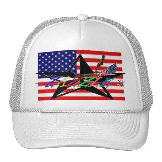 Zazzle Nautical Star Logo Baseball... - Customized Trucker Hat