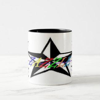 Zazzle Nautical Star Logo Coffee Mug