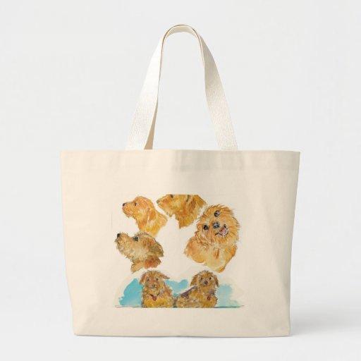 Zazzle NORFOLKS 2012 Jumbo Tote Bag