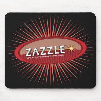 Zazzle 'Pimped Logo' Mouse Mats