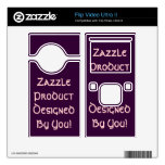 Zazzle Product Designed By You! Flip Video Ultra II Skins