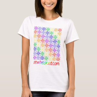 Zazzle Rainbow Cascade T-Shirt