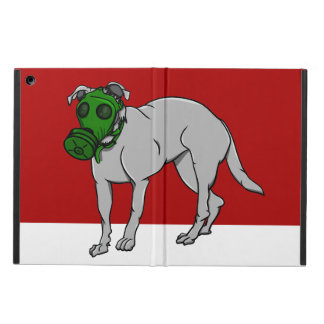 zazzle red and white backgrond cover for iPad air