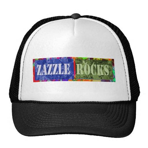 Zazzle Rocks Trucker Hat