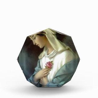 ZAZZLE SACRED HEART OF MARY 12 CUSTOMIZABLE PRODUC AWARDS